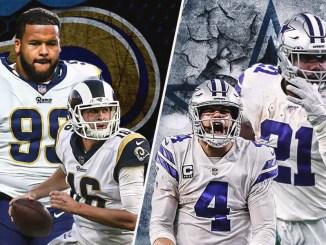 Cowboys, Rams
