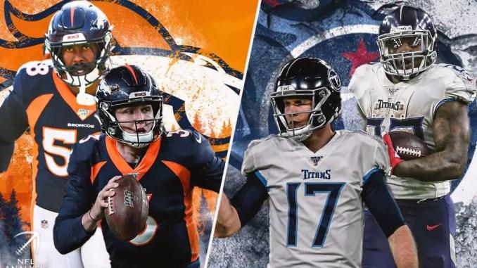 Broncos, Titans