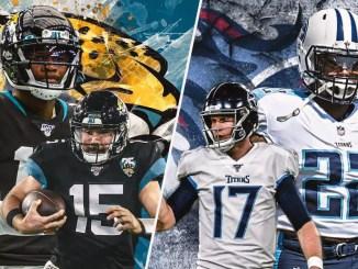 Titans, Jaguars