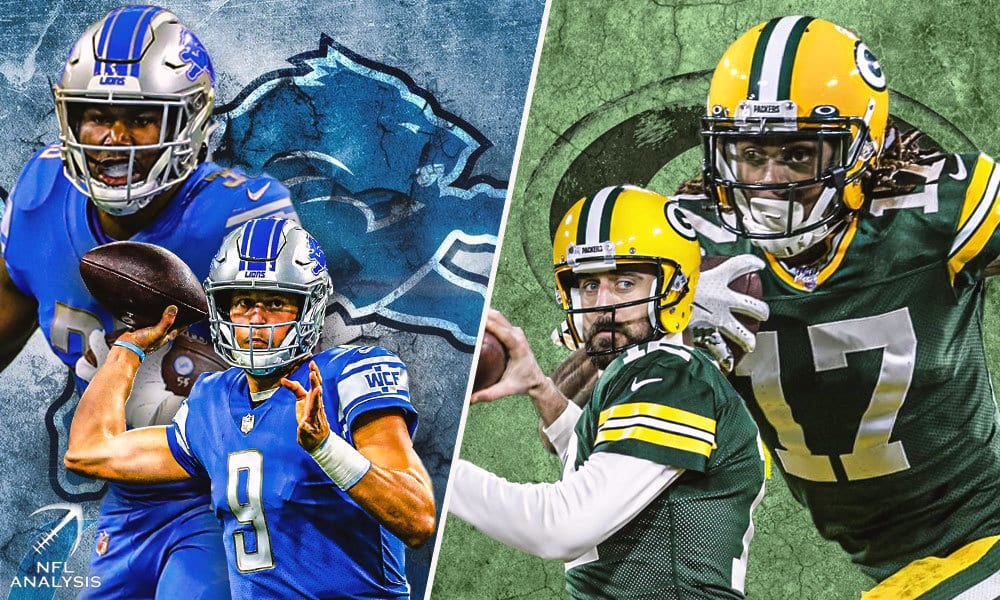 5 Bold Predictions For The Lions Vs Packers Matchup In Week 2