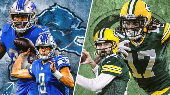 5 bold predictions for the Lions vs. Packers matchup in Week 2