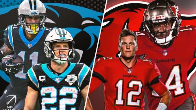 Panthers, Buccaneers