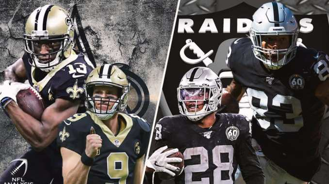 5 bold predictions for the Saints vs. Raiders matchup in Week 2