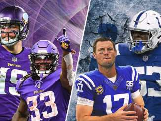Vikings, Colts