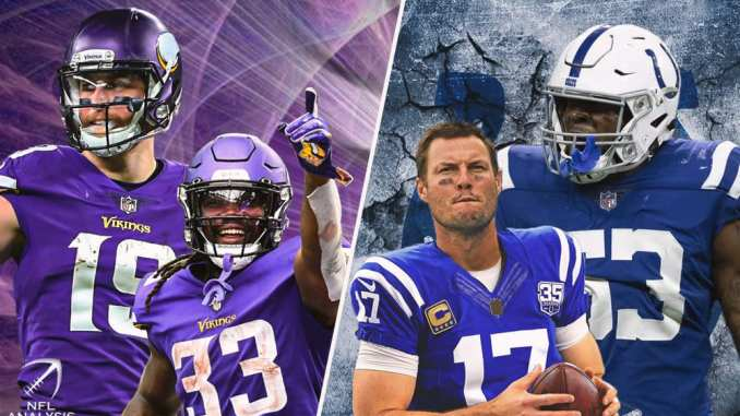 Vikings, Colts