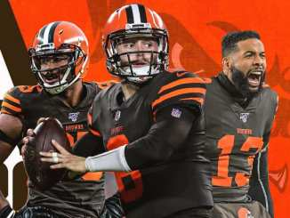 Browns, Baker Mayfield, Odell Beckham Jr., Myles Garrett