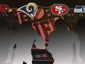 Rams, Cardinals, Seahawks, 49ers, NFL, NFC North