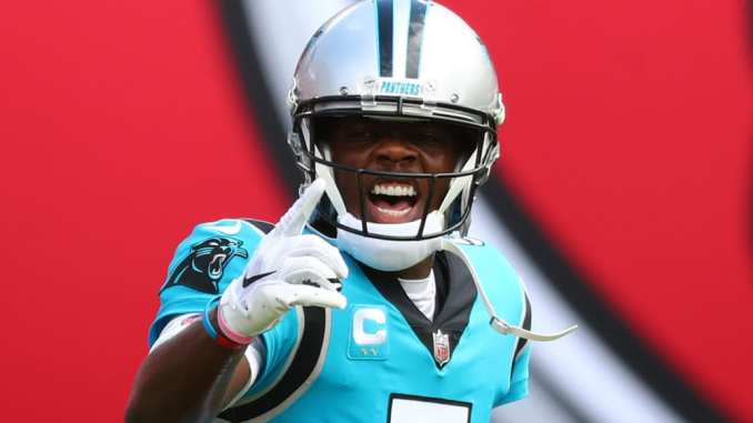 Panthers, Teddy Bridgewater, Chargers