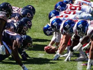 Giants, Bears