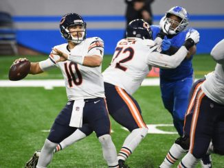 Mitchell Trubisky, Bears, Lions, Patriots, NFL free agency