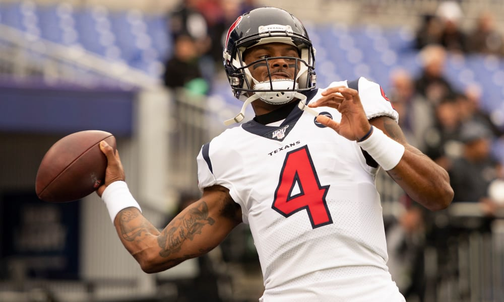 Texans, Bill O'Brien, Deshaun Watson, Vikings