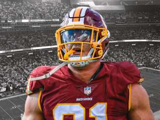 Ryan Kerrigan, Washington Football Team, NFL, Seahawks, NFC East