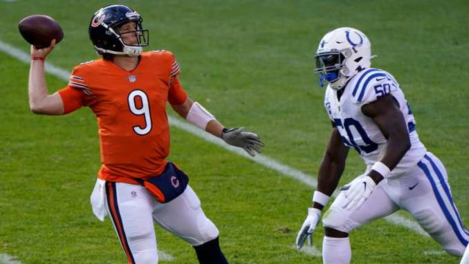 Bears, Colts, Nick Foles, Justin Houston
