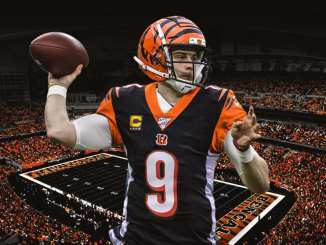 Joe Burrow, Bengals