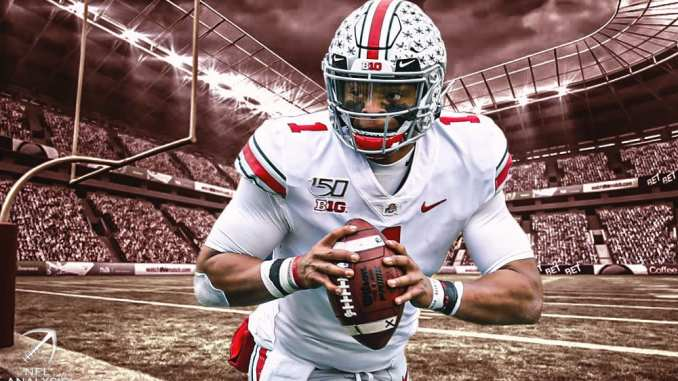 Justin Fields, NFL Draft, Panthers