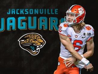 Trevor Lawrence, Jaguars, NFL Draft
