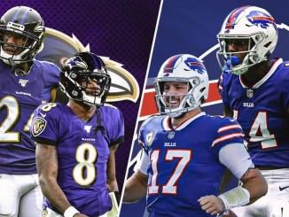 Ravens, Bills