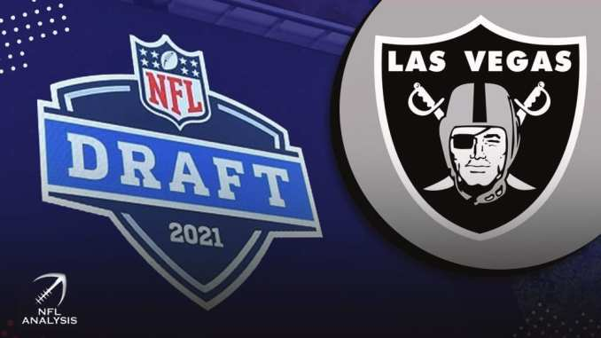 Raiders, NFL Draft
