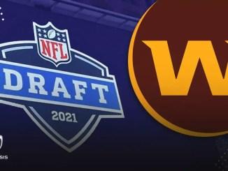 Washington, Washington Football Team, 2021 NFL Draft
