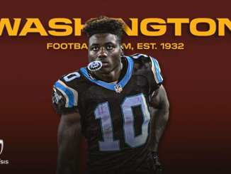 Curtis Samuel, Washington,Washington Football Team