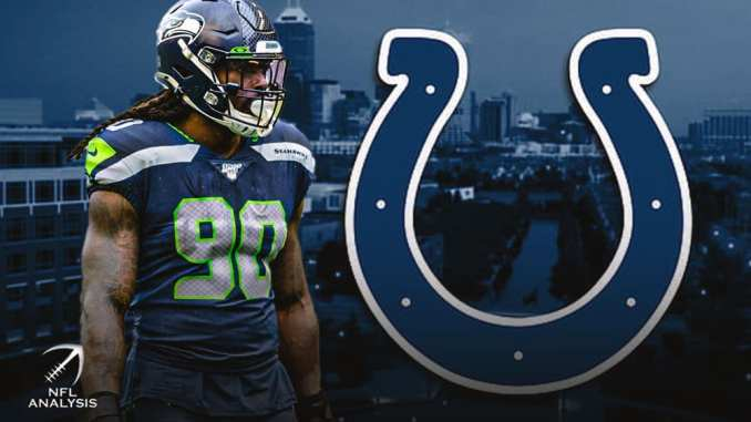 Jadeveon Clowney, Colts