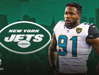Yannick Ngakoue, Jets
