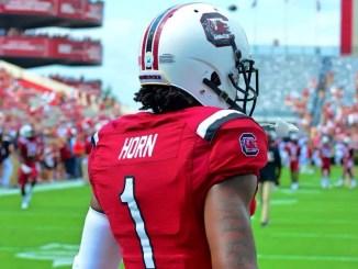 Jaycee Horn, NFL Draft