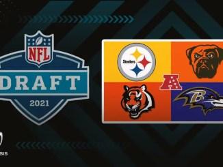 AFC North, NFL Draft