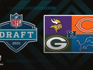 NFC North, NFL Draft