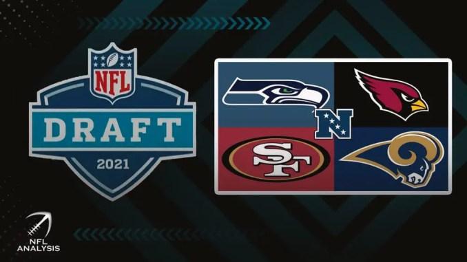 NFC West, NFL Draft
