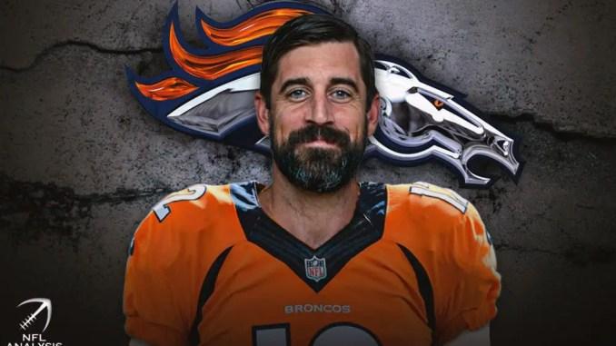 Aaron Rodgers, Broncos