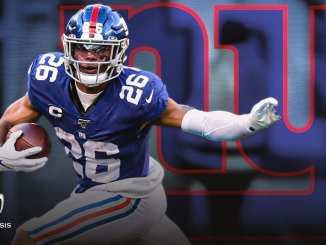 Saquon Barkley, Fantasy Football, New York Giants