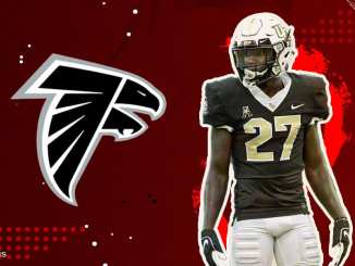 Richie Grant, 2021 NFL Draft, Atlanta Falcons