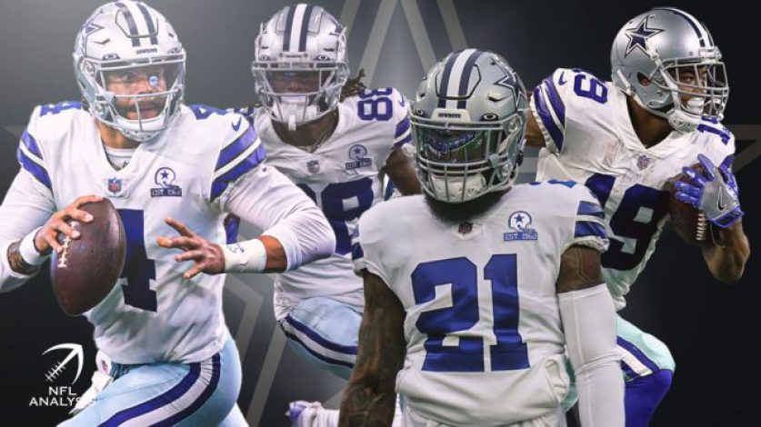 3 bold predictions for Dallas Cowboys offense in 2021