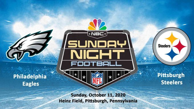 Philadelphia Eagles vs Pittsburgh Steelers
