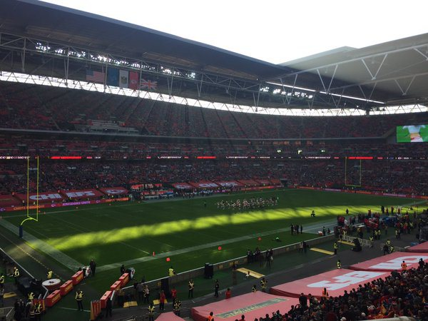 NFL International Series – Kansas City Chiefs v Detroit Lions