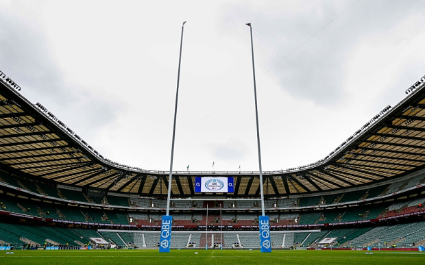 NFL reaches three-year deal to play its games at Twickenham