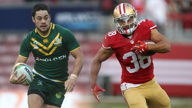 Will we see more players, like Jarryd Hayne, convert to American Football?