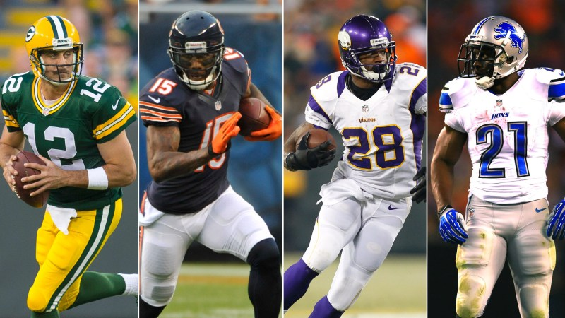 Guest blogger Richard King reviews recent activity in the NFC North