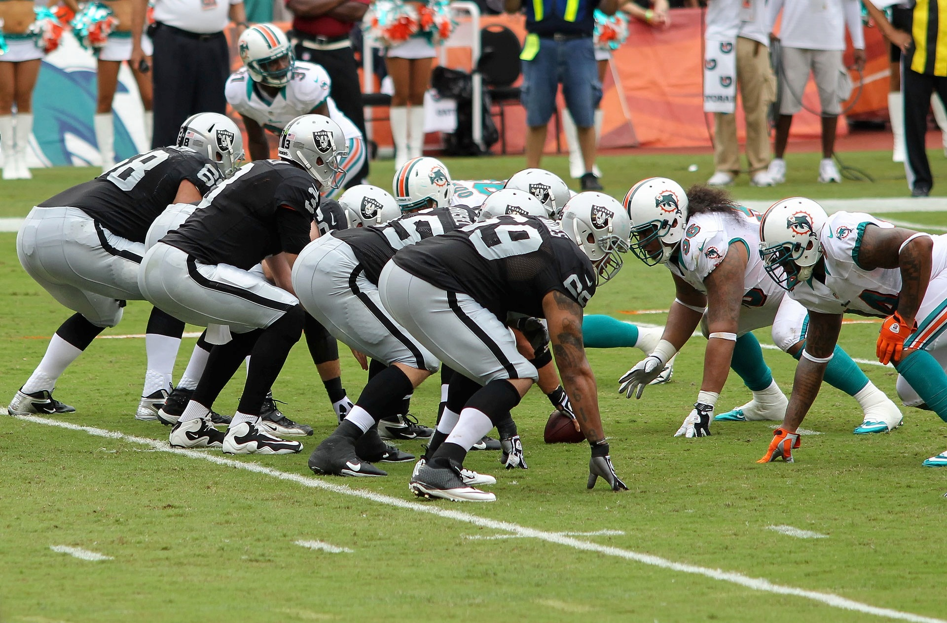 How the Oakland Raiders used the draft to become play-off contenders