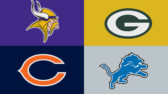 BUILDING THROUGH THE DRAFT – NFC NORTH