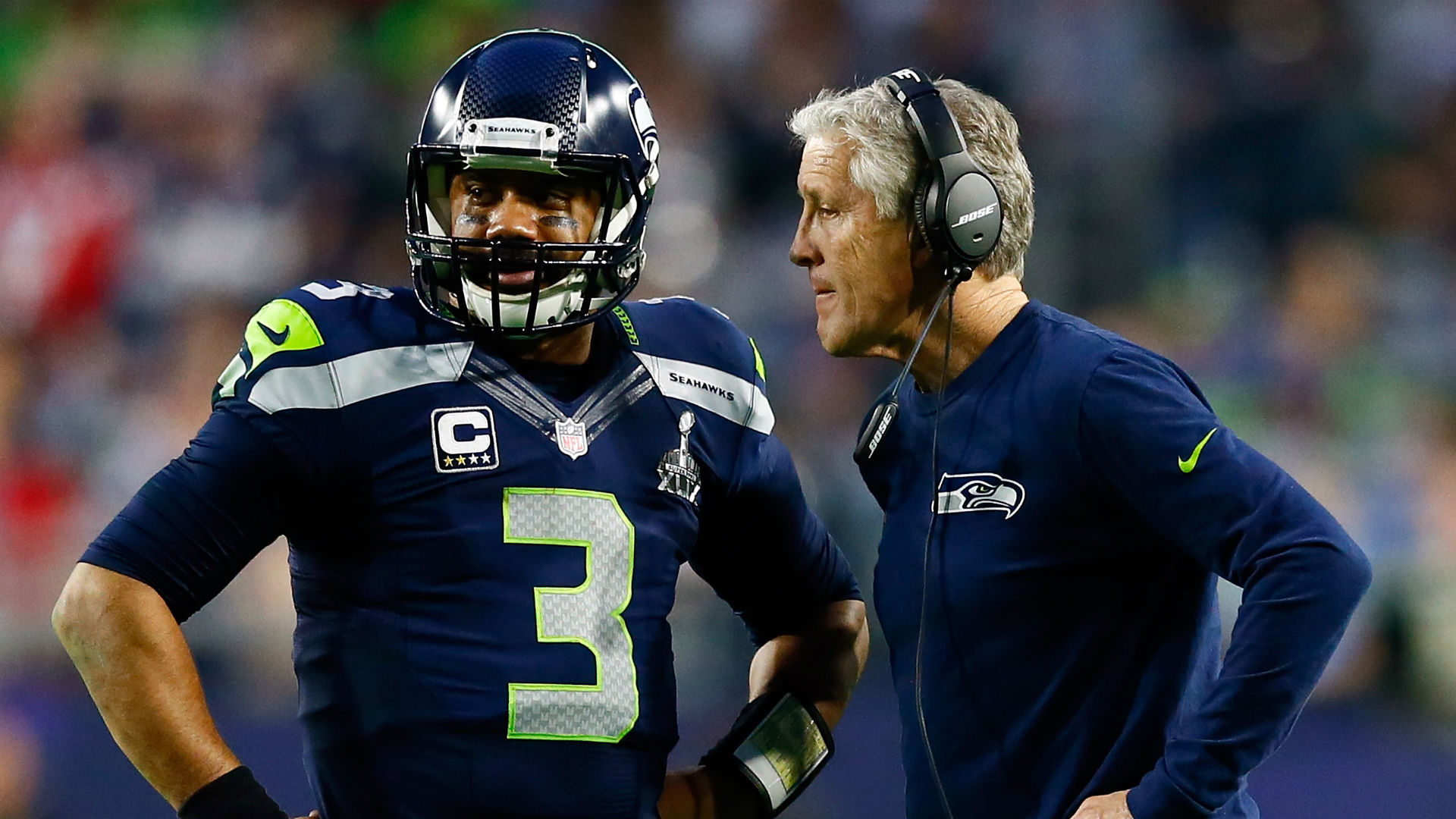The NFC West Dream Team: Russell Wilson and Pete Carroll