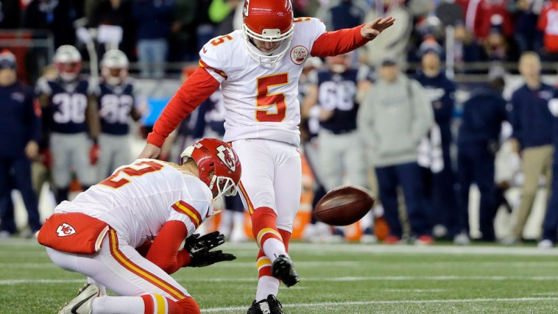 A day in the life of… Cairo Santos, Kicker for the Kansas City Chiefs
