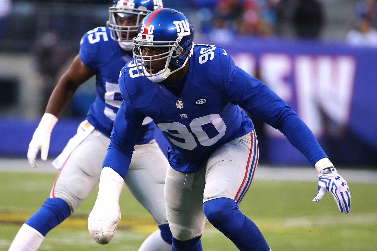 The Jason Pierre-Paul comeback