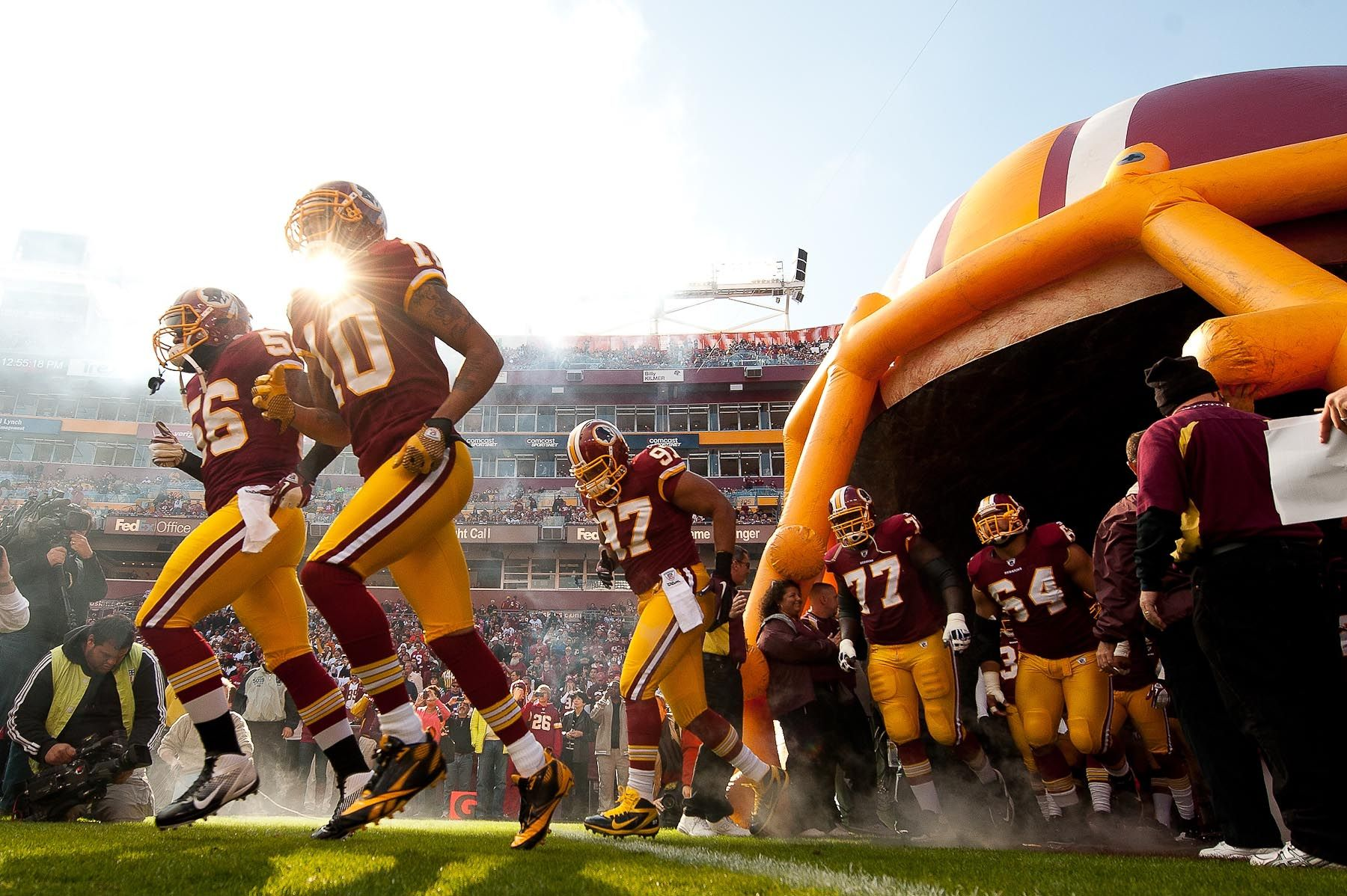 NFC East season predictions:  Washington Redskins (Weeks 1–4)