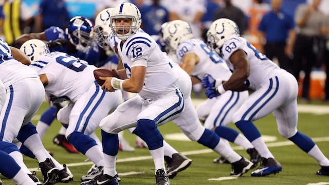 Guest blogger Gareth Duxbury looks at three reasons why: Colts fans should be fearful in 2016