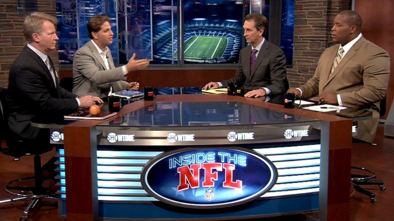 Five NFL shows to watch this season