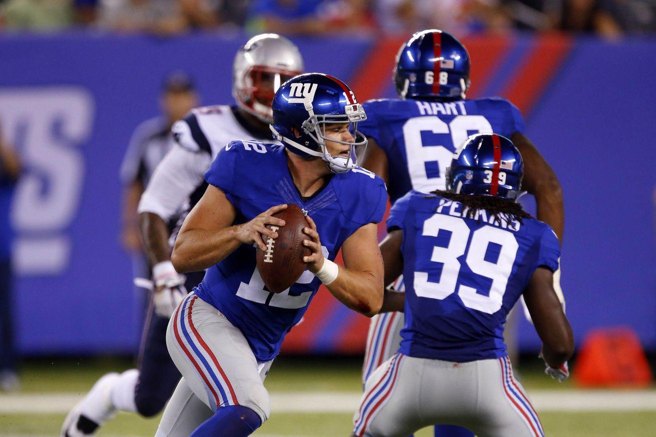 NFC East season predictions: New York Giants (Weeks 10-13)