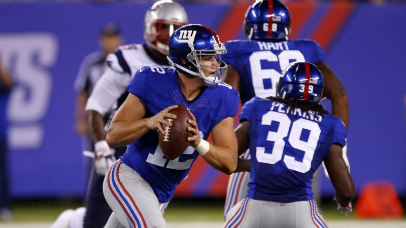 NFC East season predictions: New York Giants (Weeks 14-17)