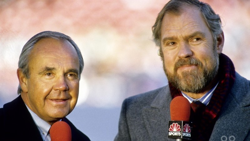 You were the best, Dick Enberg. Oh My….